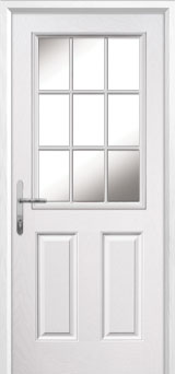 White with Clear or Obscure Glazing - £560 inc VAT