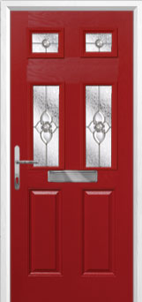 Red with Finesse Triple Glazing - £575 inc VAT