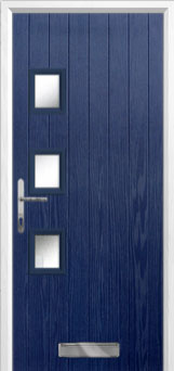 Blue with Clear or Obscure Glazing - £525 inc VAT