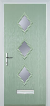 3 Diamond Composite Doors