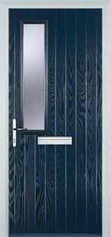 Mid Square Off Set Composite Doors