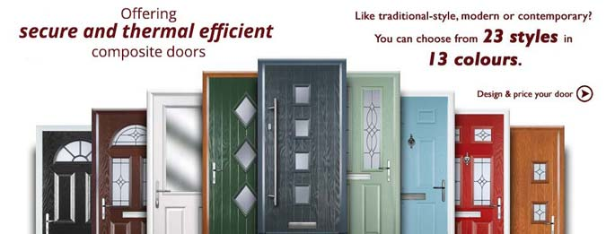 Design And Buy Your Composite Door Online