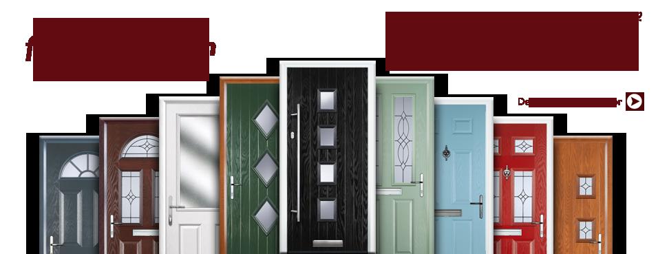 Composite Front Doors 956 x 369 · 287 kB · png