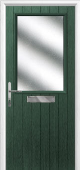 Green with Clear or Obscure Glazing - £515 inc VAT
