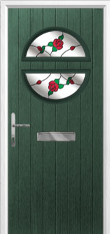 Green with English Rose - £575 inc VAT