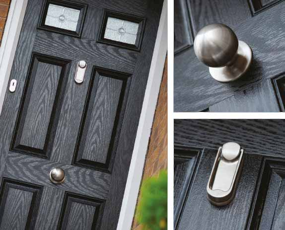 Contemporary Door Hardware