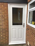 half glazed 2xg back door