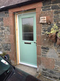 chartwell green cottage front door