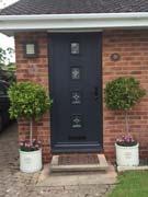 Phenomenal Modern Composite Doors Contemporary Front Doors Door Handles Collection Dhjemzonderlifede