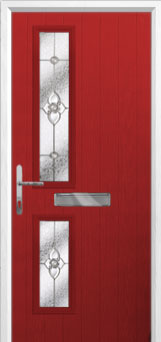 Red with Finesse Triple Glazing - £570 inc VAT